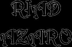Riad Azaro Logo